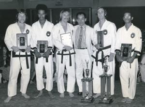 Jhoon Rhee Karate masters