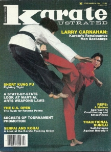 Larry Carnahan Mag Cover